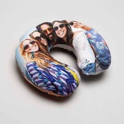 photo neck pillow