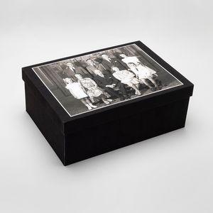 Photo box gift for nanny
