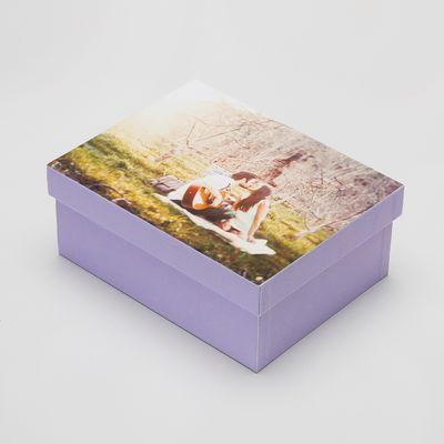 photo trinket box for weddings