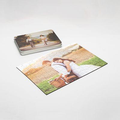 Fotopuzzle aus Holz