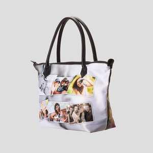 Plus rien ne tombera de votre sac grâce à sa fermeture zippée très résistante.
