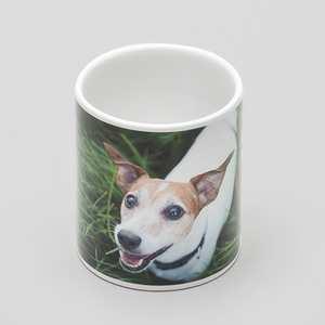Personalised pen pot