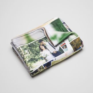 Blanket collage