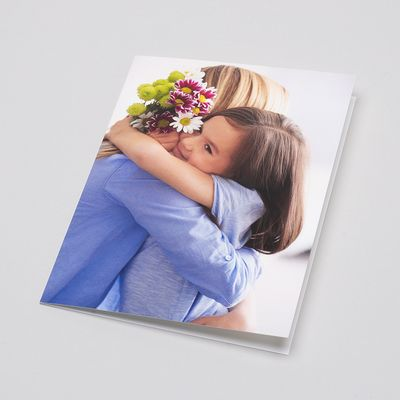 tarjeta de felicitacion personalizada boda