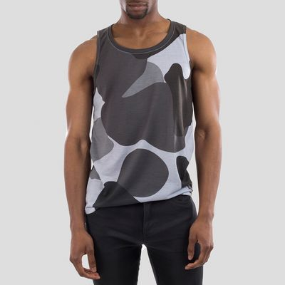 camiseta de tirantes rayas
