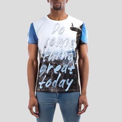 personalised Men's T shirt