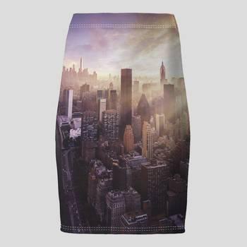 falda tubo personalizada foto