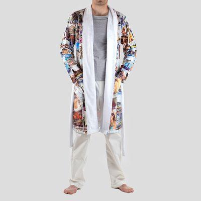 个性化浴袍