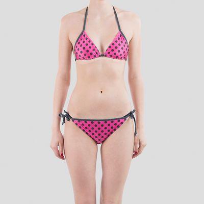 bikini med eget tryck
