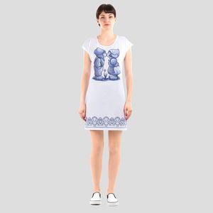 Robe T-shirt personnalisée_320_320