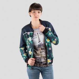 Ladies custom Bomber Jacket
