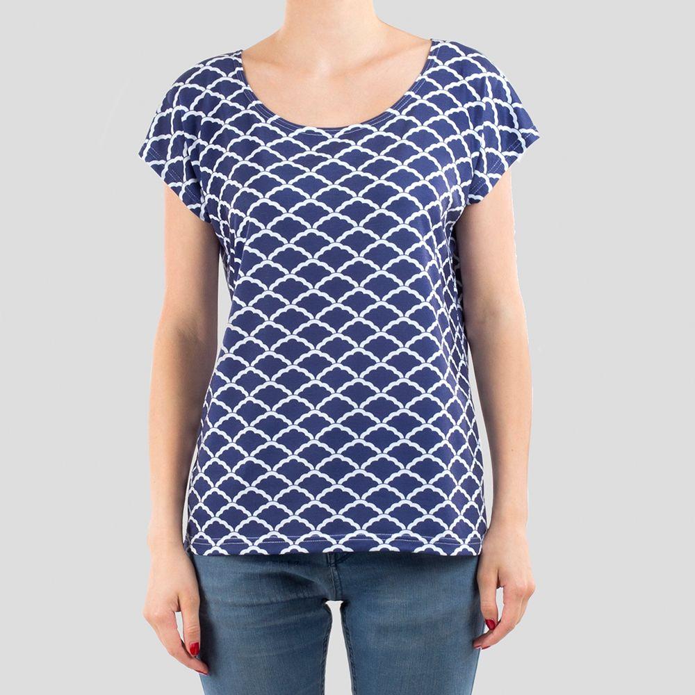 T-shirt ample personnalisé