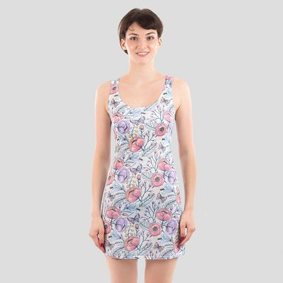 custom beach dresses