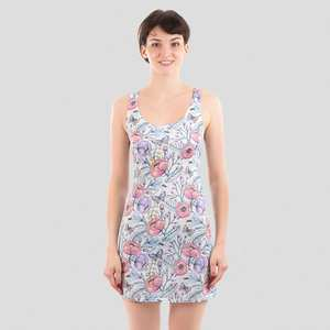 Personalised beach dress