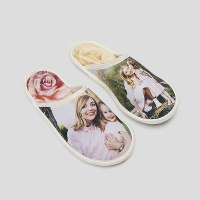zapatillas de casa personalizadas fotos regalo