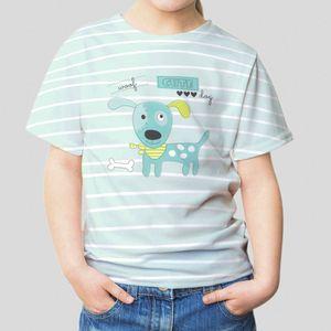 Barn t-shirt med eget tryck