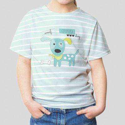 magliette bambino personalizzate
