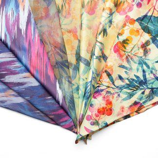 personalised mens silk scarf