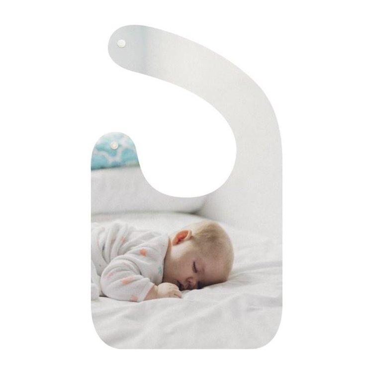 Asciugamani E Bavaglini Personalizzati.Bavaglini Personalizzati Neonato Stampa Nome E O Foto Su Bavette