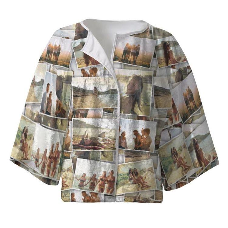 Crea una Giacca Kimono Personalizzata