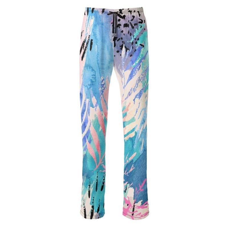 Pantalon de survêtement pour femme imprimé avec design
