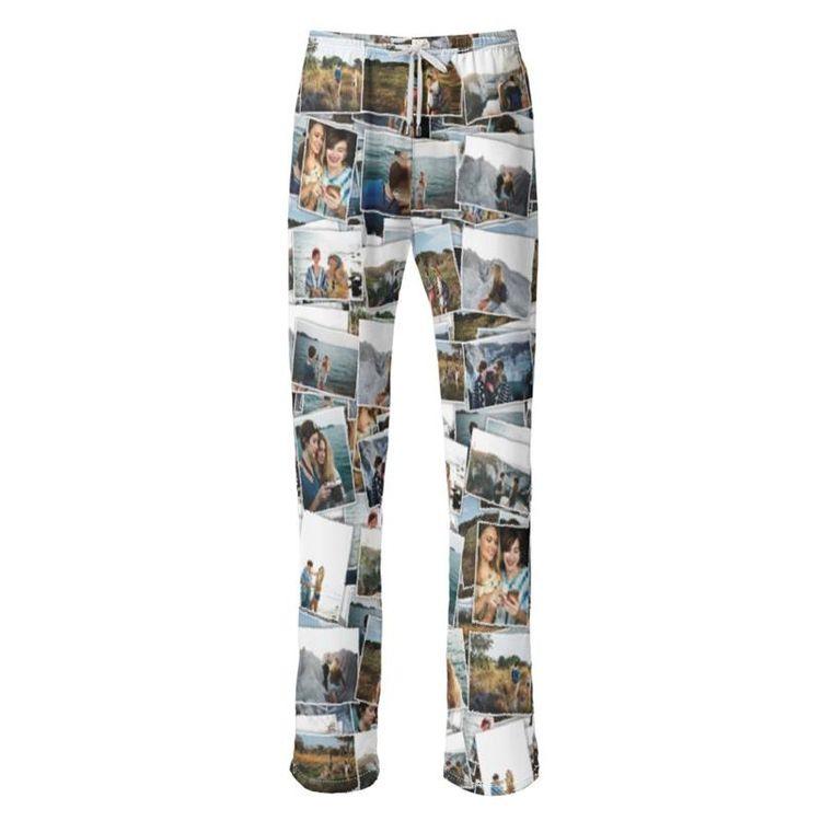 printed drawstring pants womens