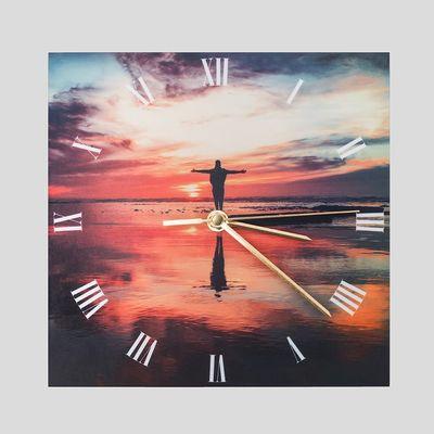 personalised photo clocks