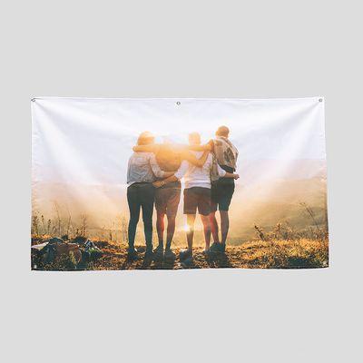 personlig banderoll