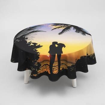 mantel de mesa diseñado