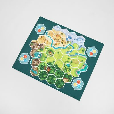 gepersonaliseerde gaming mat