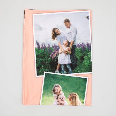 Custom Collage Blankets