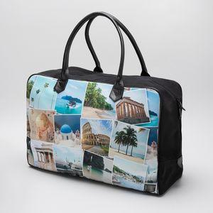 custom holdall bag