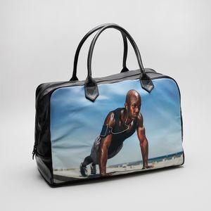 gym bag custom made to order