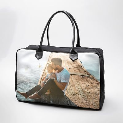 オリジナル小旅行バッグ