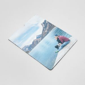 オリジナル iPadレザーケース