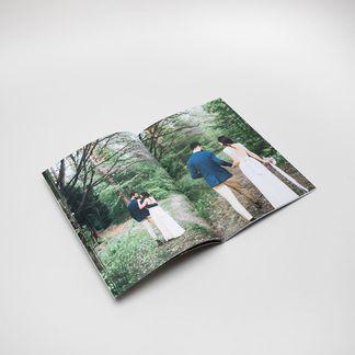 soft cover a4 photobook