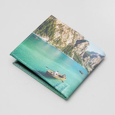 cartera foto personalizada regalo