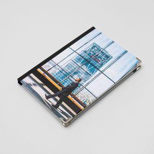 dagbok med eget foto