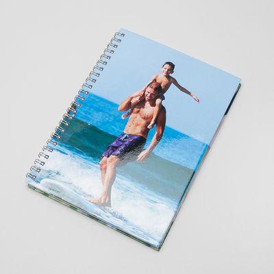 cuadernos personalizados con fotos
