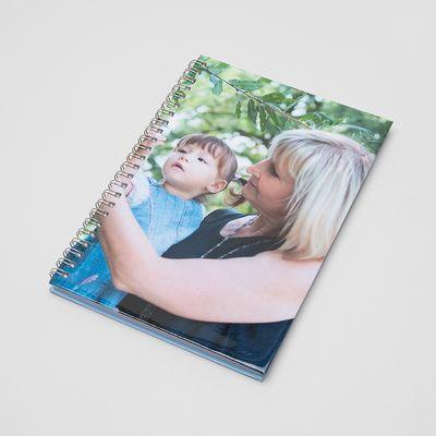 cuadernos personalizados regalo cumpleanos