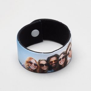 neoprene printed wristbands