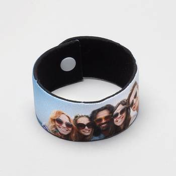 Personalised wristband