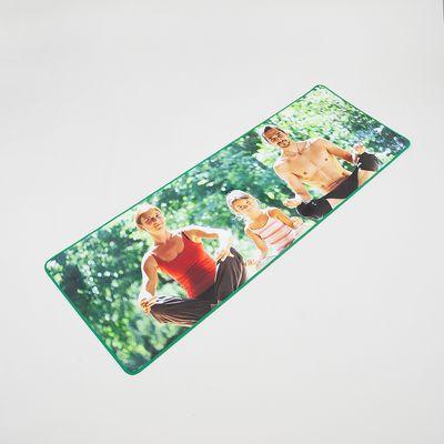 Christmas Yoga Mat