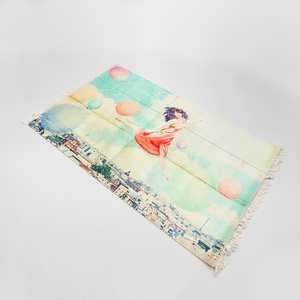 personalised kitchen rug