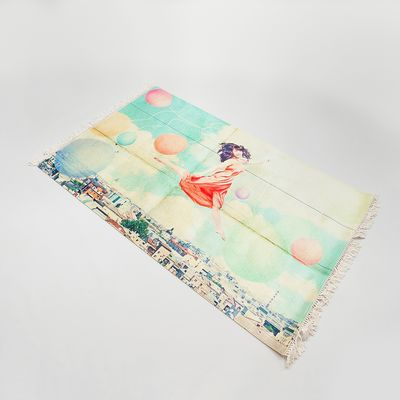 personalised large rugs