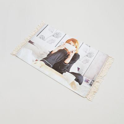 tapis photo personnalisé
