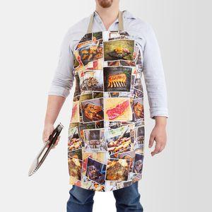 bbq custom apron