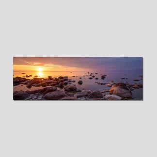 panoramisch canvas
