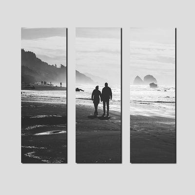 triptych photo canvas