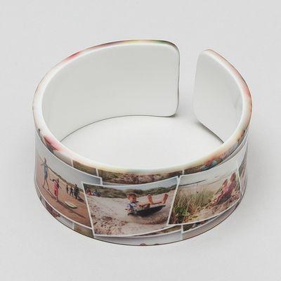 Pulsera Conmemorativa brazalete personalizado online fotos